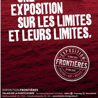 Exposition Frontières