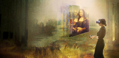 Mona Lisa: Beyond the Glass