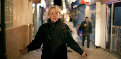 "Claire Denis in Let the Sunshine In (""Un beau soleil intérieur"")"
